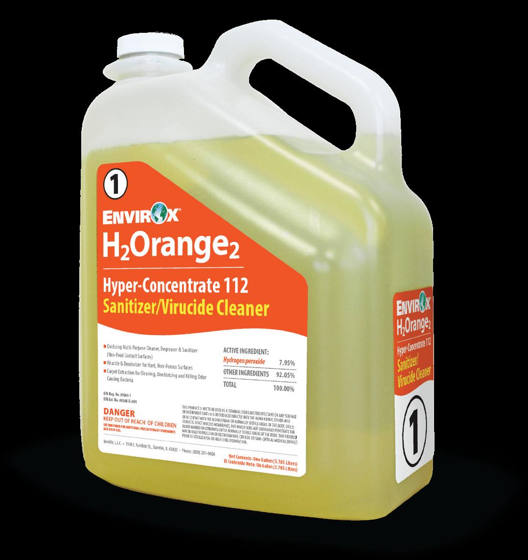 Envirox H2Orange2